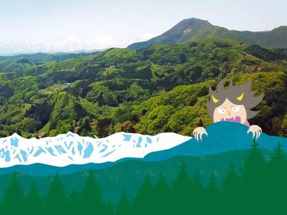 企画展:鬼無里の表情(かお)& Snow Crystal