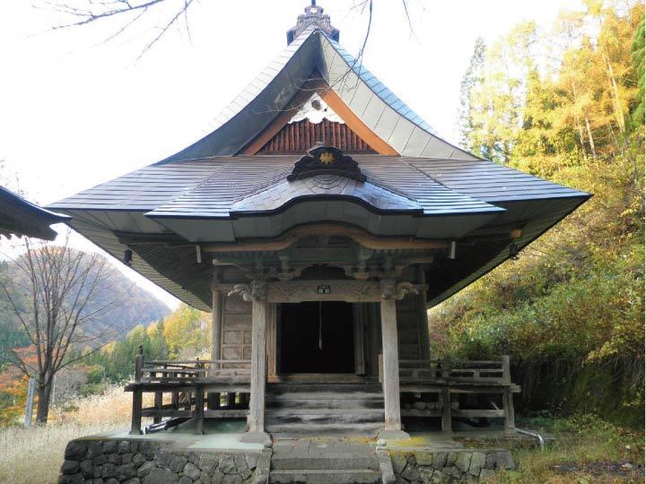 土倉文珠堂