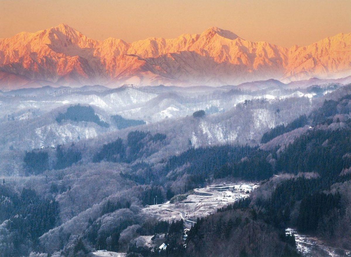 フォトコンテスト:初冬の朝