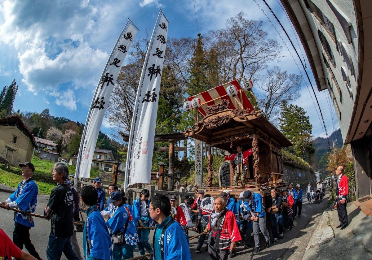 フォトコンテスト:皐月の祭り